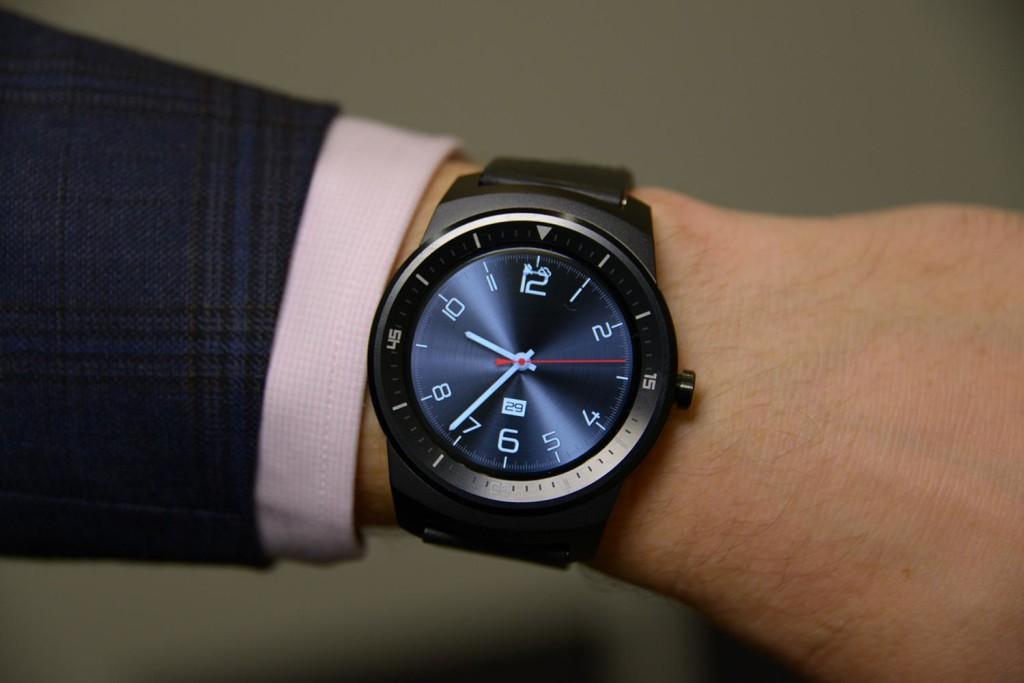 recensione orologio g watch r