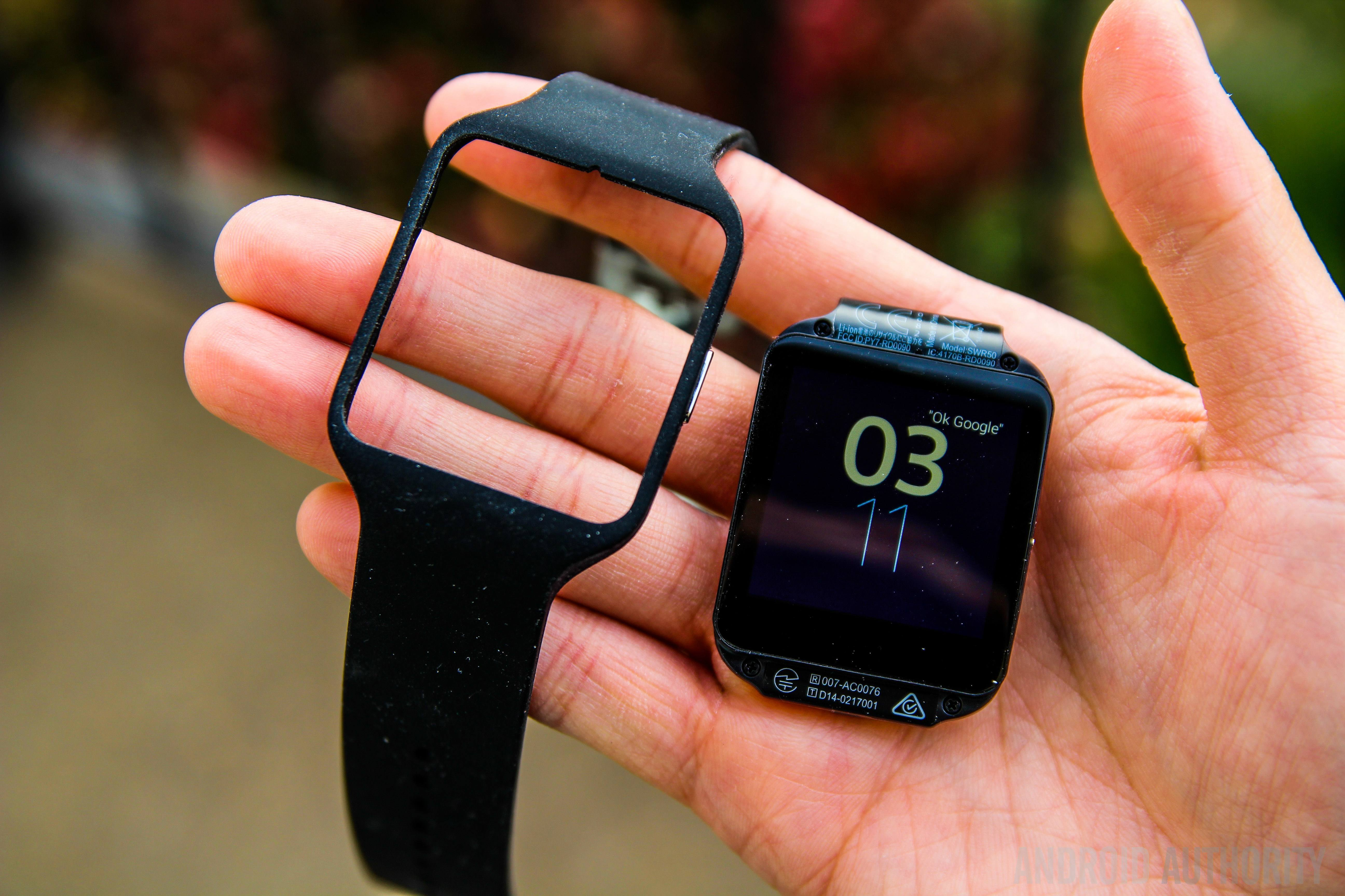 recensione sony smarwatch 3