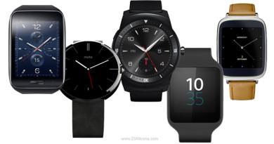 smartwatch più venduti