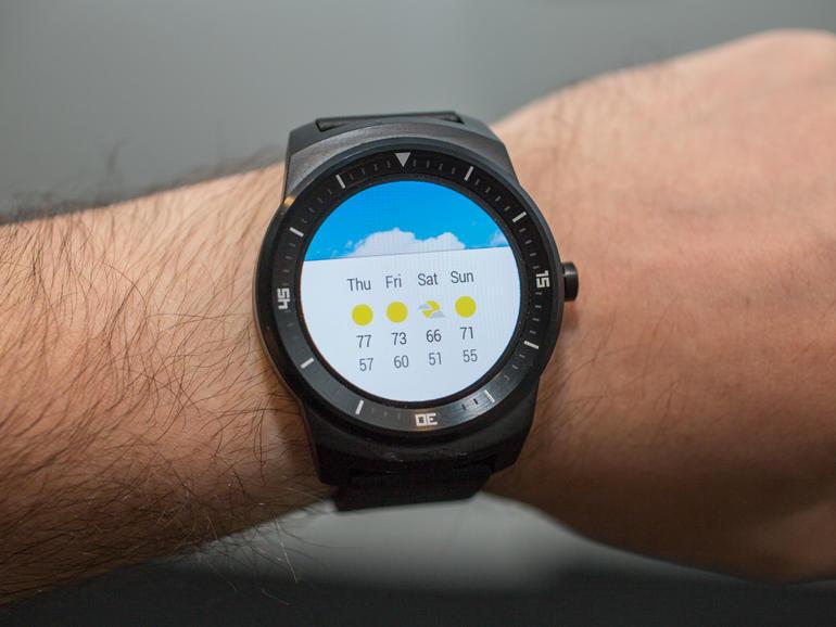 Lg G Watch R recensione funzionalità