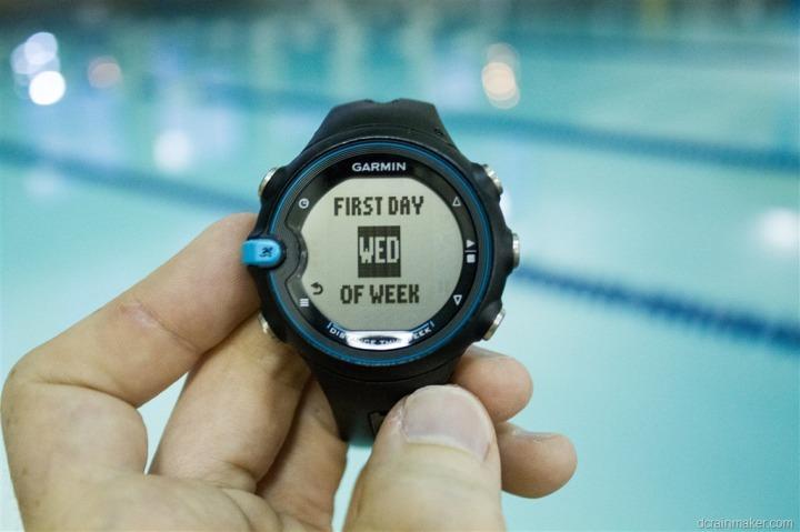 orologio nuoto garmin recensione