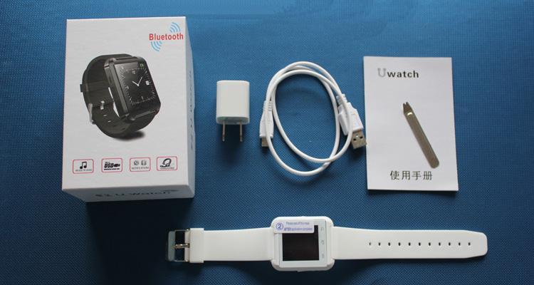 confezione u8 smartwatch recensione