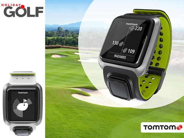 tomtom golfer smartwatch