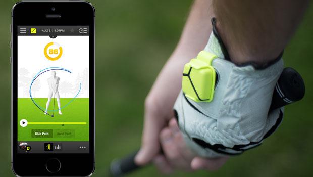 sensori zepp golf