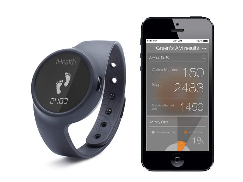 recensione iHealth AM3 Hero