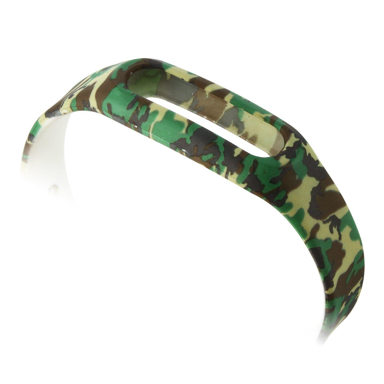 mi band cinturino militare