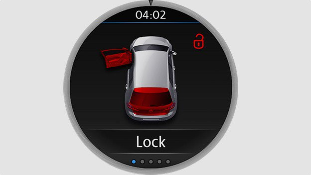 apps orologio gear