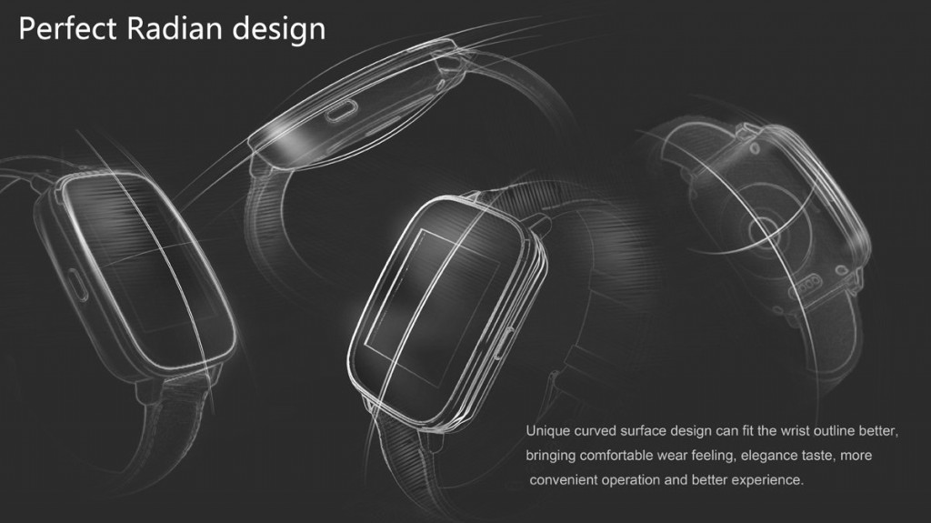 zeblaze design
