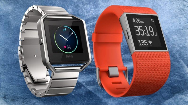 Fitbit Blaze contro Fitbit Surge
