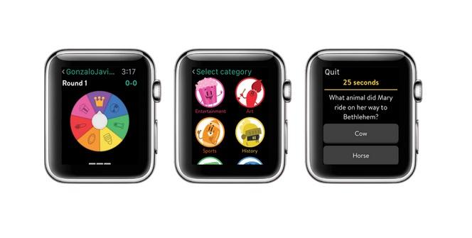 giochi apple orologio