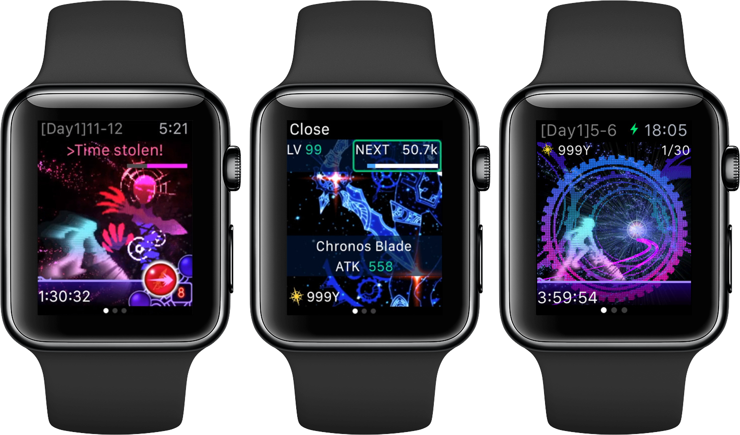 gioco rpg apple watch