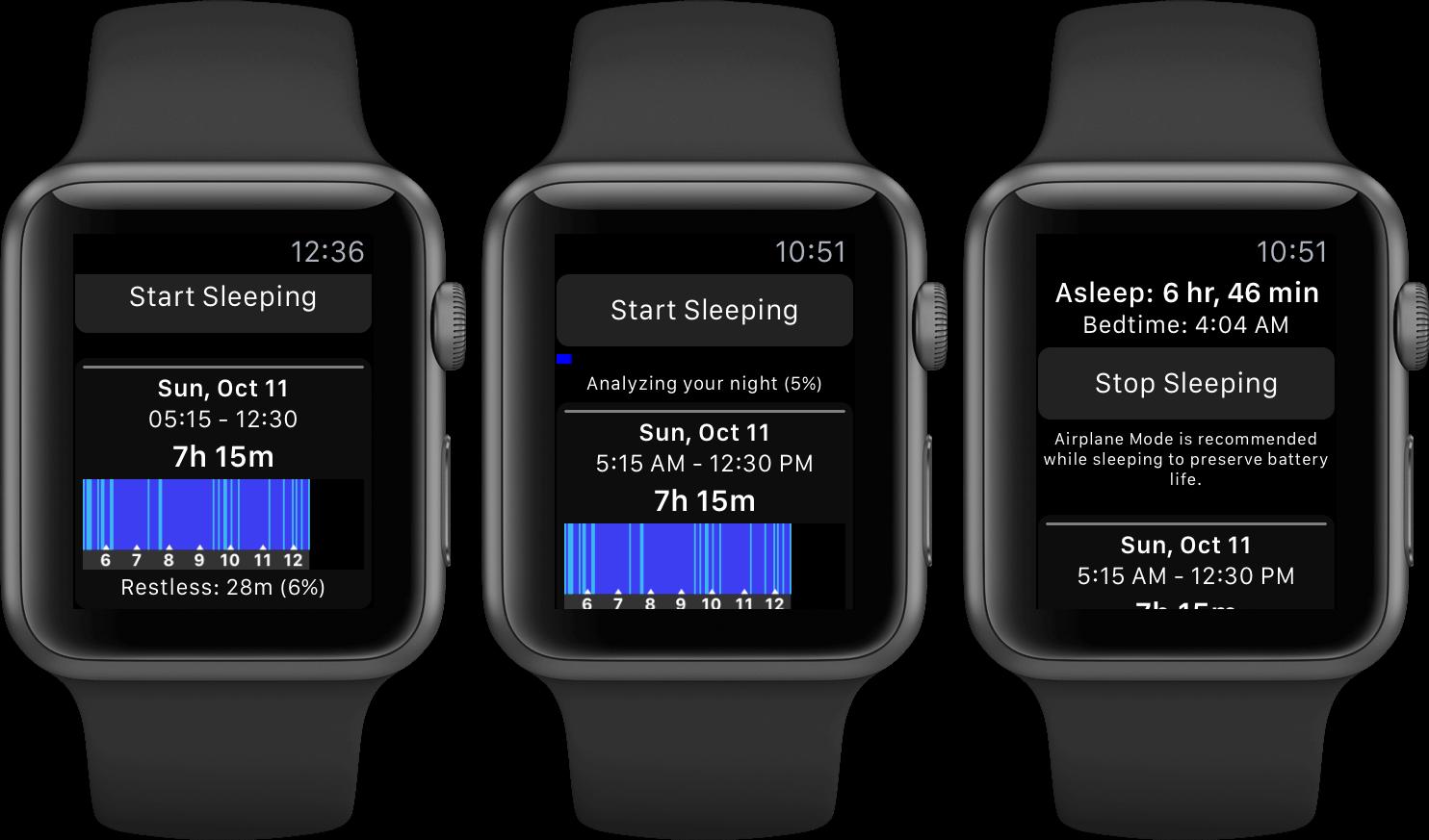 app apple watch 2