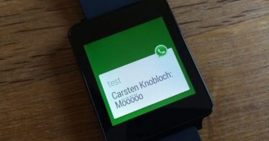 whatsapp smartwatch