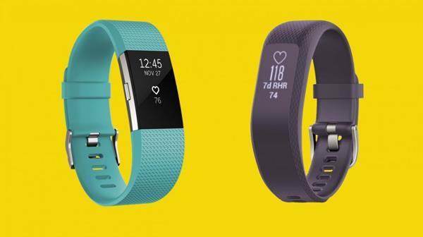 Vivosmart 3 VS Fitbit Charge 2