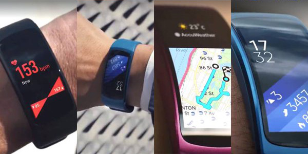 samsung fit 2 mappe