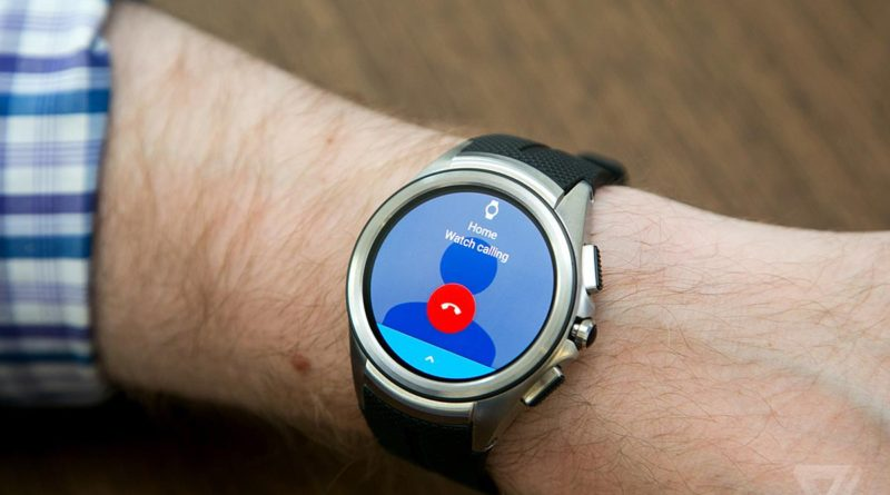 smartwatch 4G-LTE