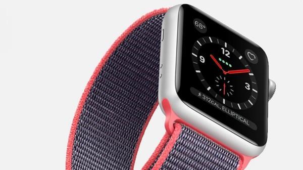 Recensione Apple Watch Series 3