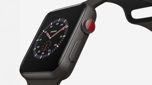 Siri e Apple Watch Series 3