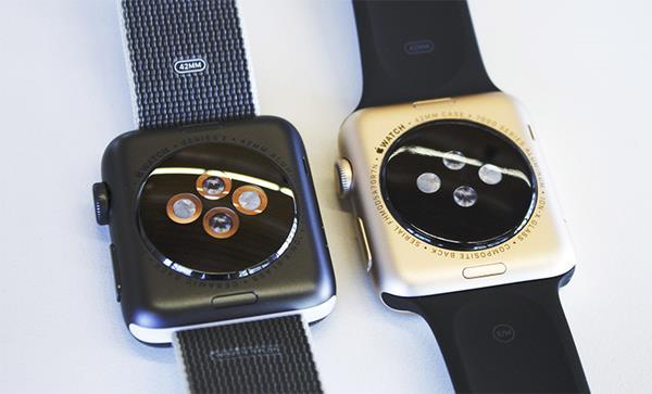 Sensori Apple Watch Series 3