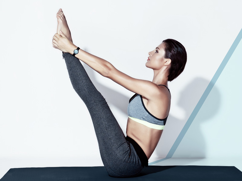 fitness tracker per lo yoga