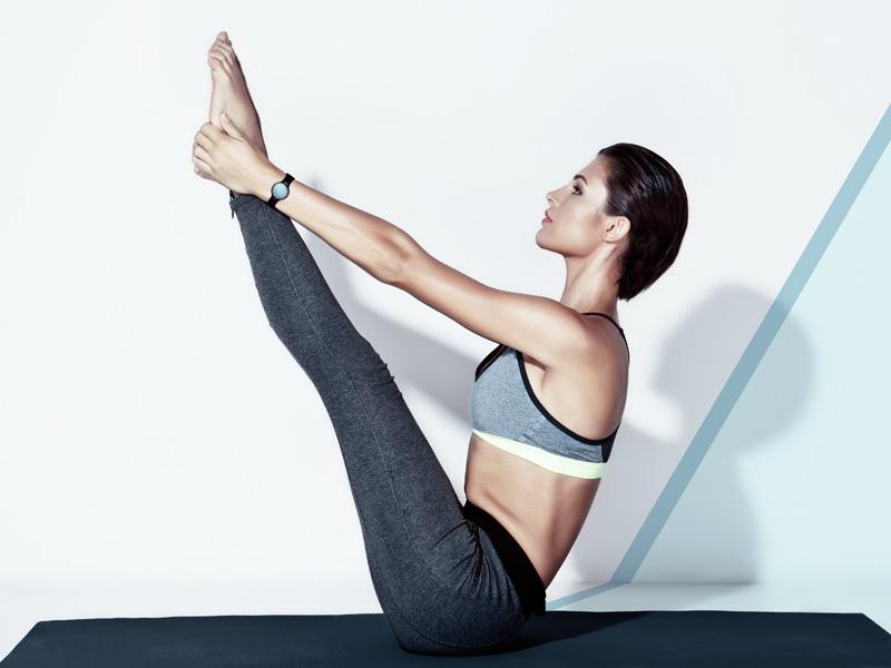 fitness tracker per lo yoga