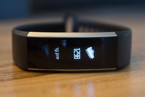 Design Huawei Band 2 Pro