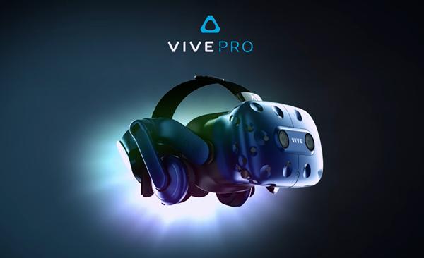 CES 2018: HTC Vive Pro