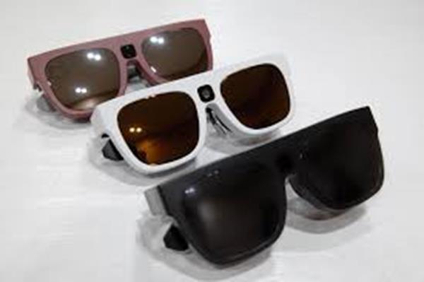 CES 2018: Smartglasses Samsung Relumino