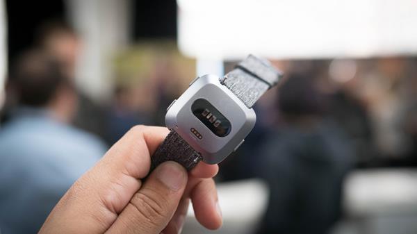 Allenamento Fitbit Versa
