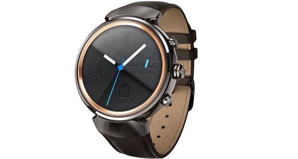 Migliori smartwatch analogici: Asus ZenWatch 3
