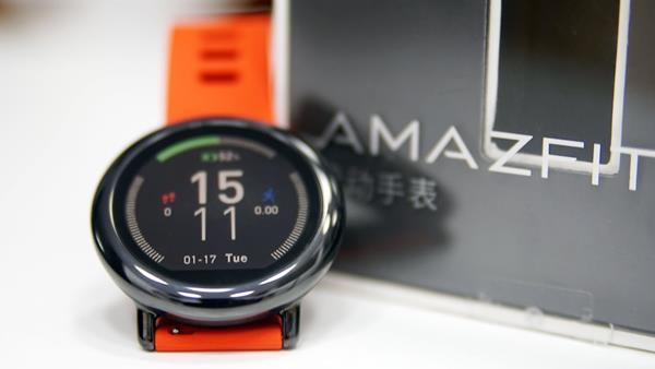 Migliori smartwatch in vendita su Aliexpress: Xiaomi Huami Amazfit