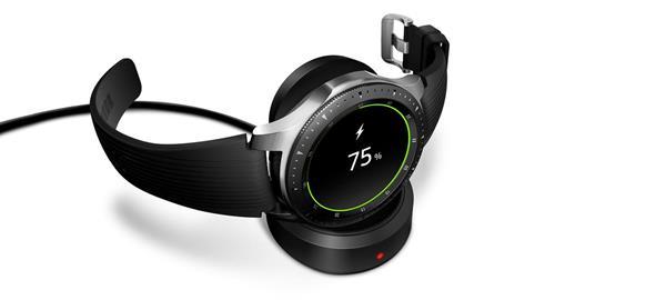 Recensione Samsung Galaxy Watch: Autonomia