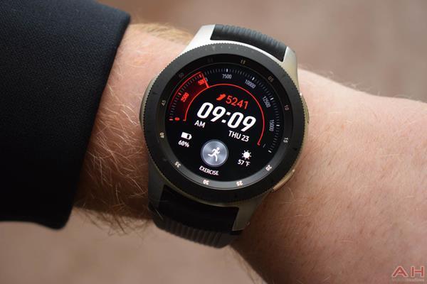 Recensione Samsung Galaxy Watch: Samsung Health