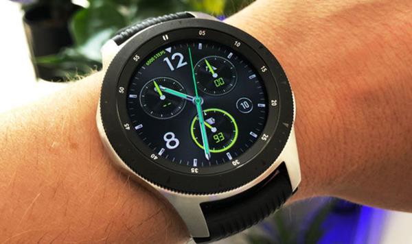 Recensione Samsung Galaxy Watch: Display