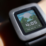 recensione display Pebble time