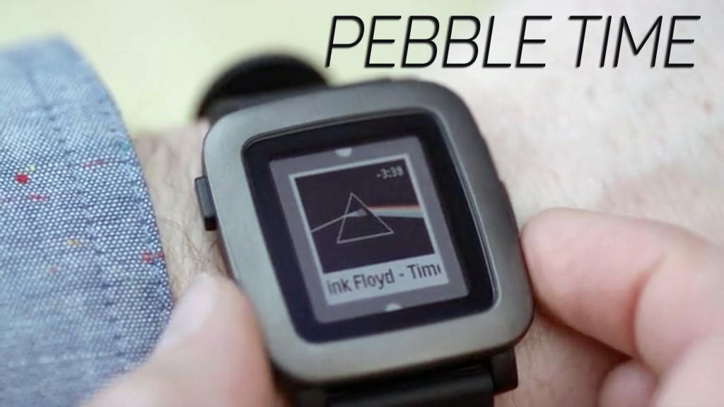 recensione caratteristiche Pebble Time guida