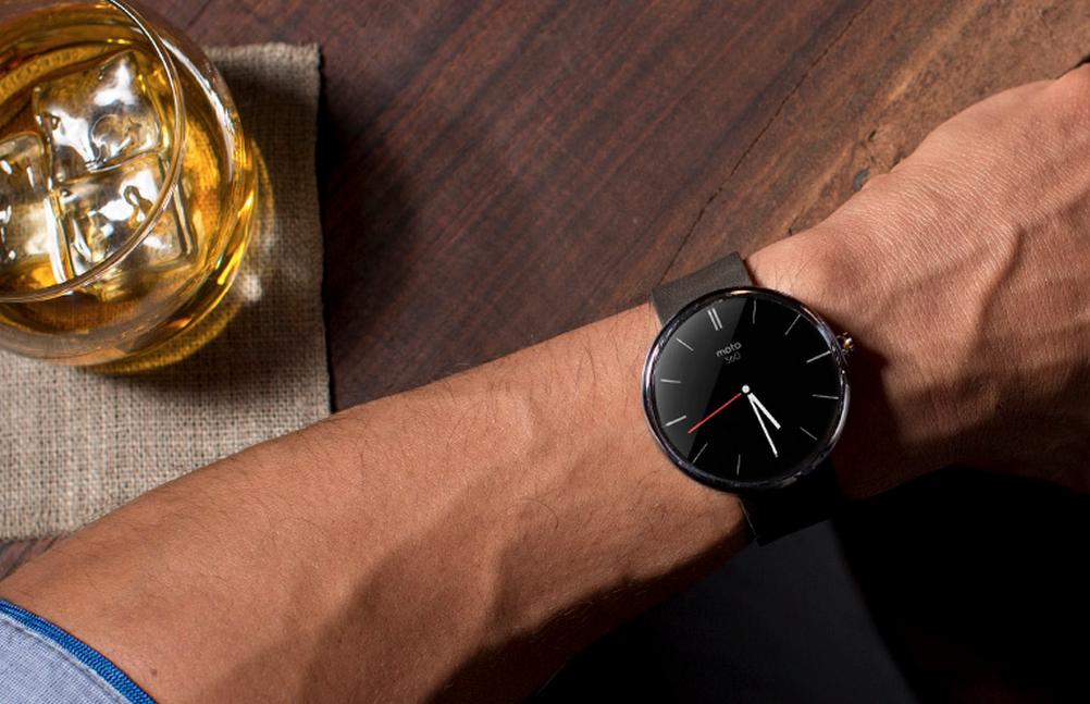 recensione moto 360 smartwatch