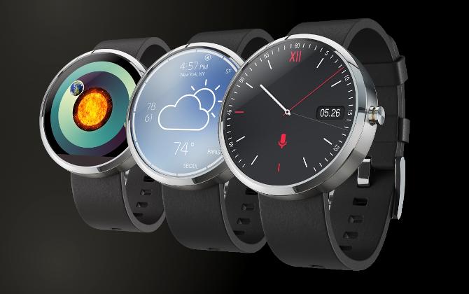 recensione design moto 360 smartwatch