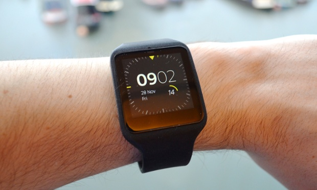 recensione sony smartwatch 3