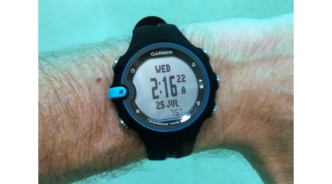 recensione garmin swim