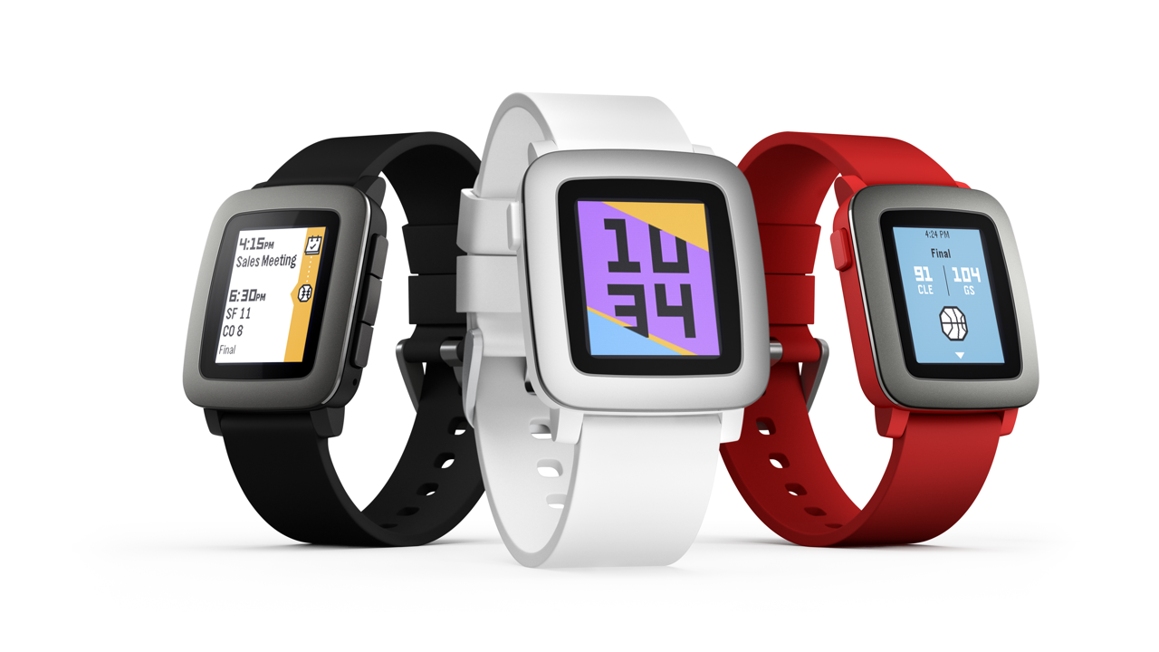 pebble time migliore smartwatch 2015