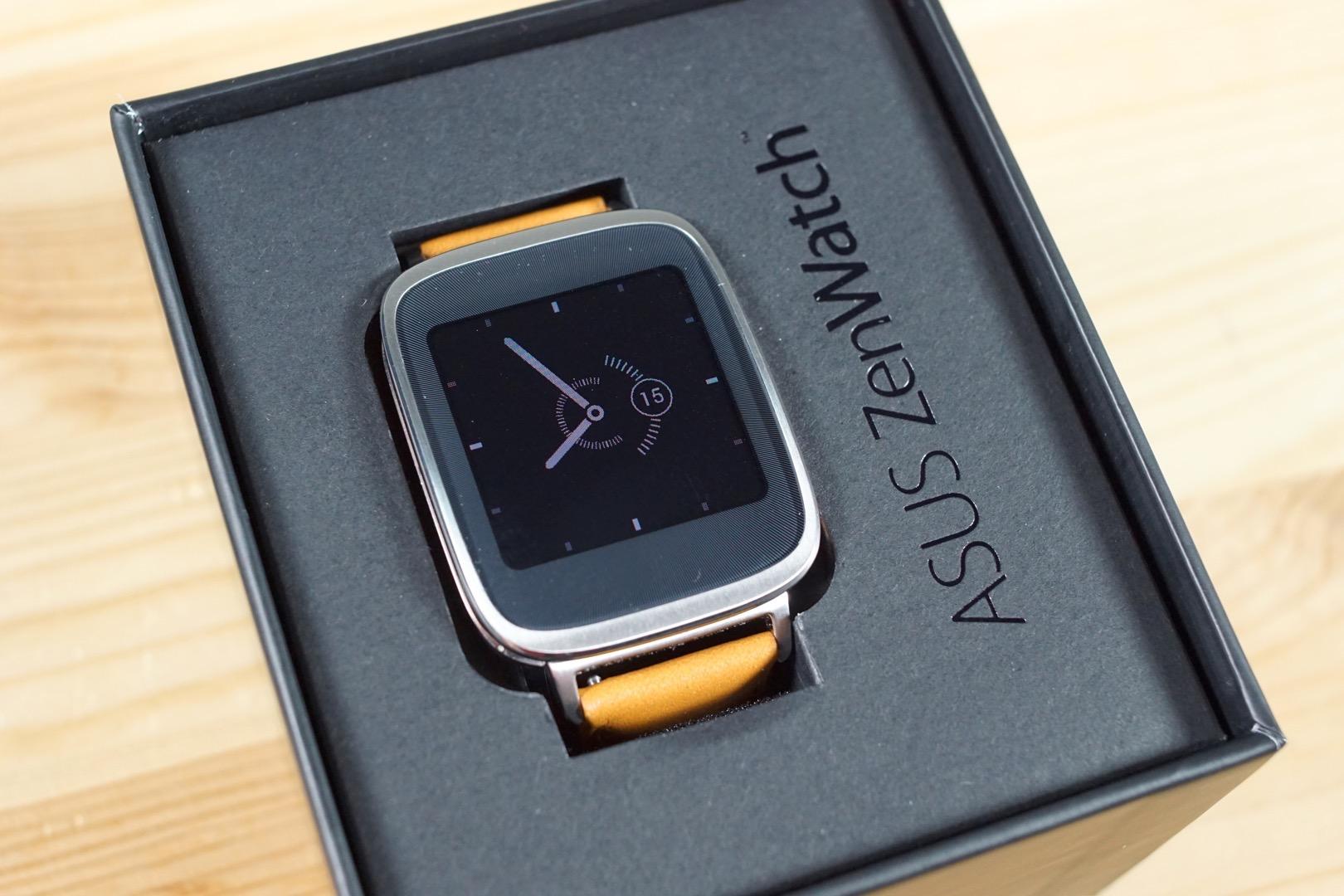 smartwatch asus zenwatch 2 recensione