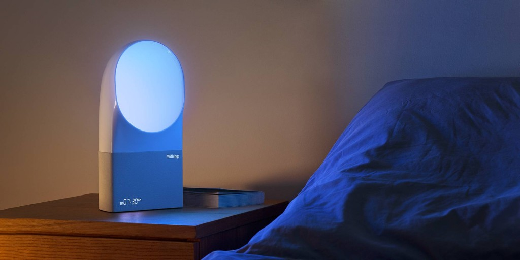 withings aura monitoraggio sonno