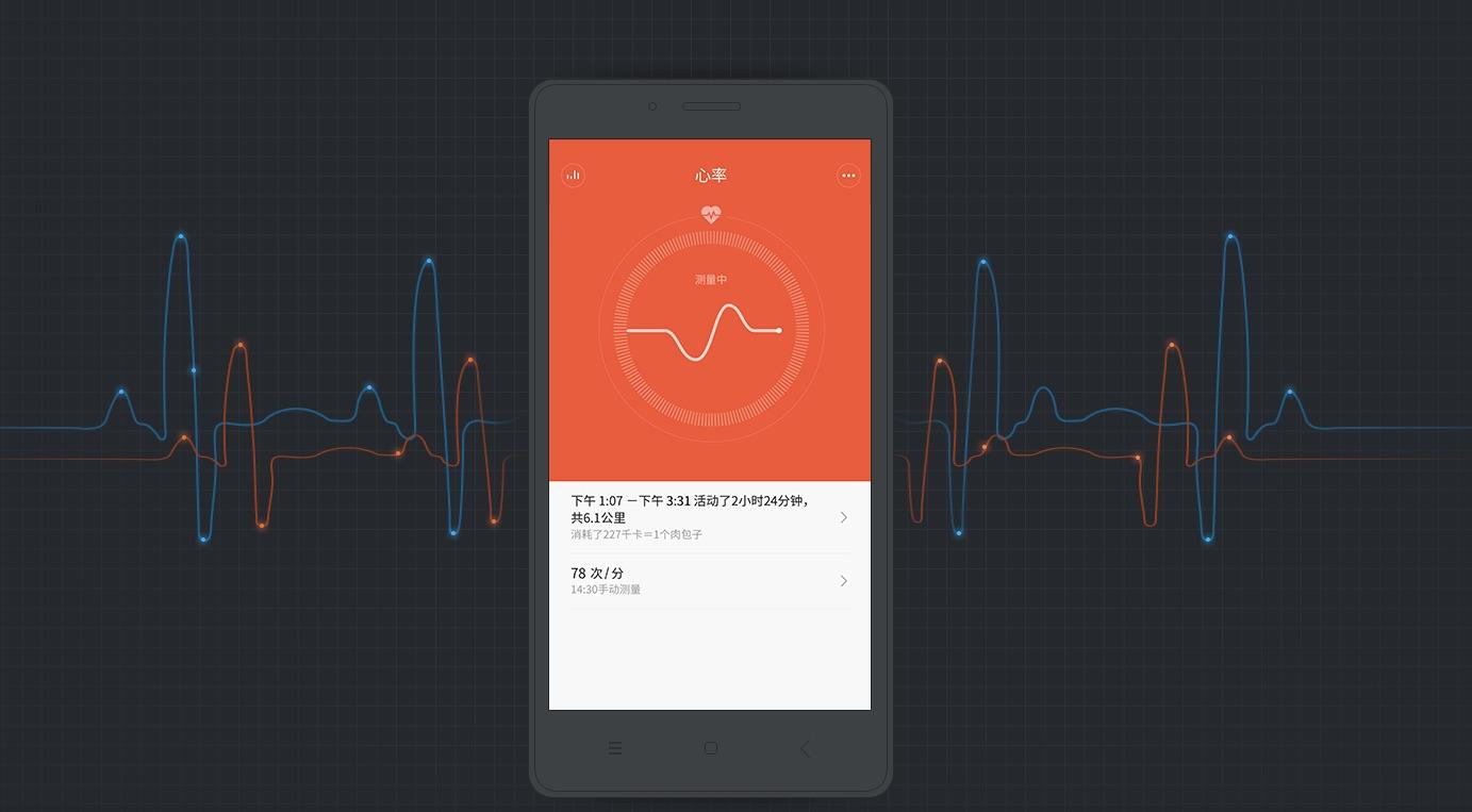 HRM mi band pulse recensione