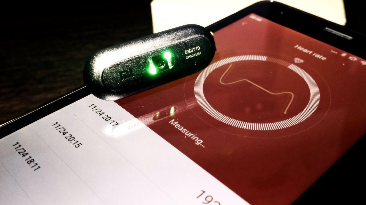 recensione sensore cardio xiaomi 1s pulse