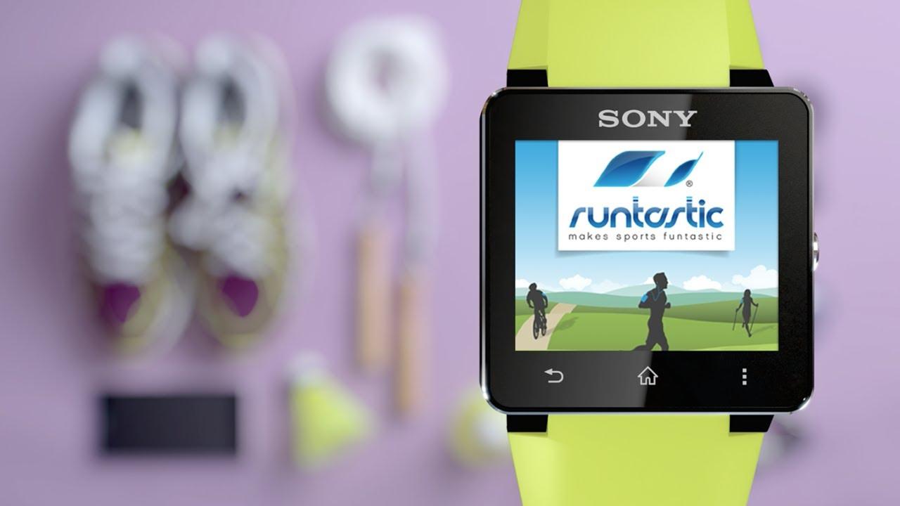 smartwatch per runtastic pro