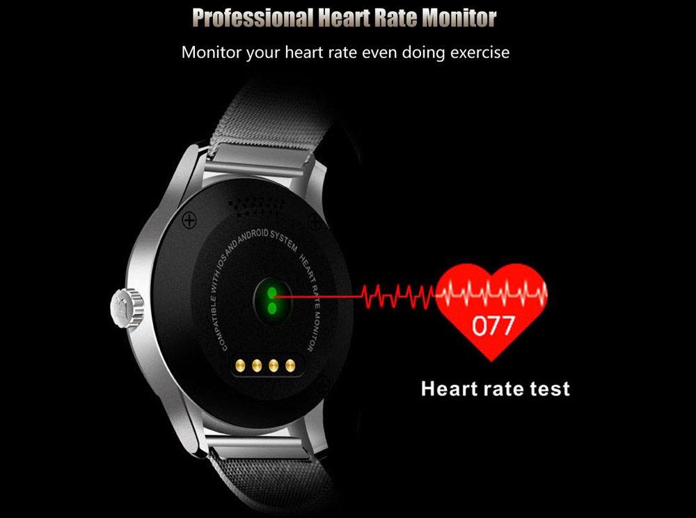orologio k88 monitor cardio HRM