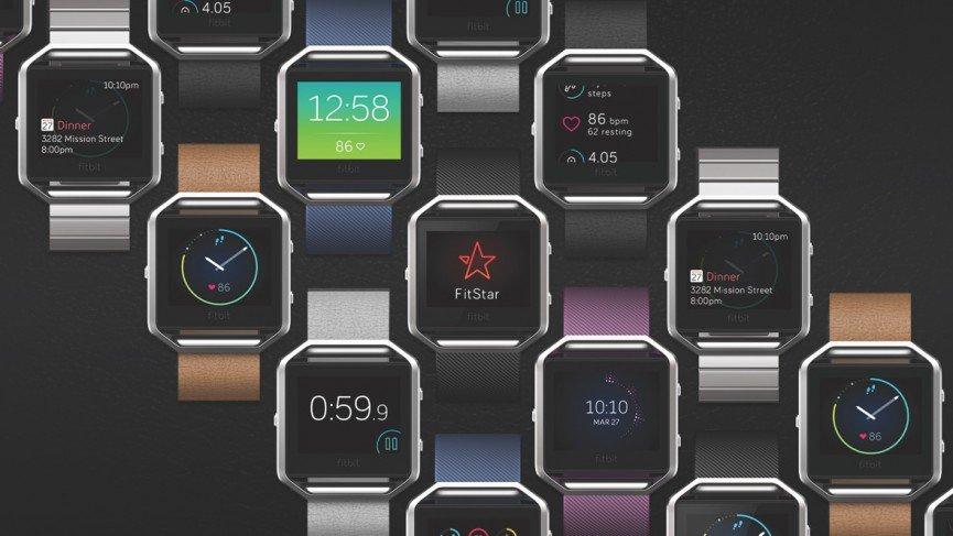 smartwatch blaze tricks
