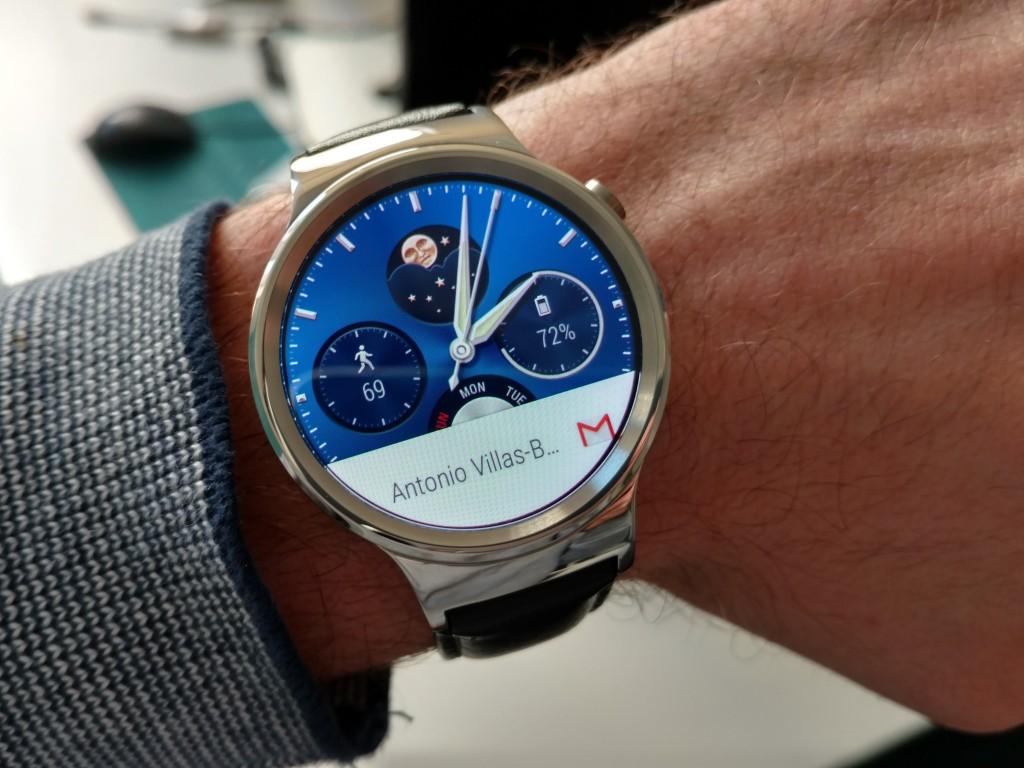 notifiche orologio huawei smartwatch