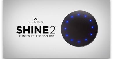 misfit 2 shine recensione